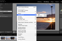 Lightroom 6's Merge to HDR feature
