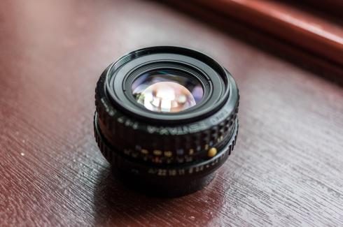 Pentax SMC-A 50 f/1.7