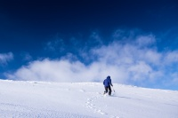 Exploring the Cairngorms in winter.