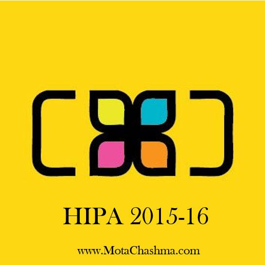 HIPA 2015-16
